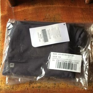 Fabletics, NWT, Hope High-waisted Capris